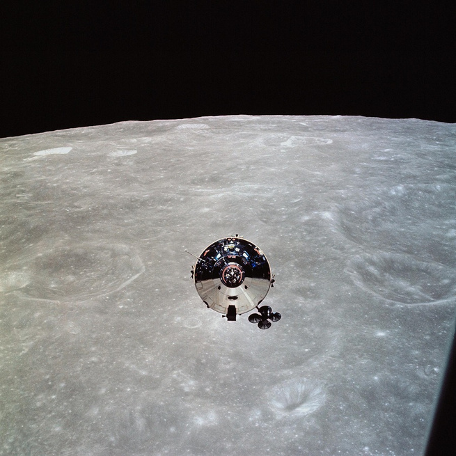 Apollo 10 CSM Charlie Brown