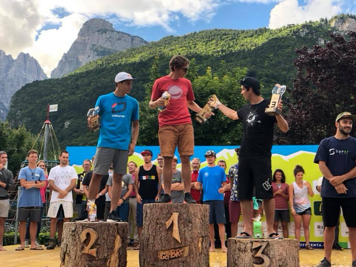 King of Brenta Acro World Tour 2018